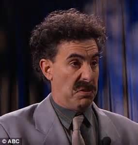Sacha Baron Cohen Sued Again by Lewis Hamilton Laughs Borat S Controversial Question