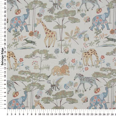 whimsical upholstery fabric whimsical safari upholstery fabric is great for a nursery