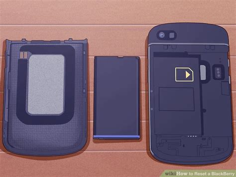 reset button blackberry z10 3 easy ways to reset a blackberry with pictures wikihow