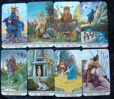 the druid craft tarot druidcraft tarot www imgkid com the image kid has it