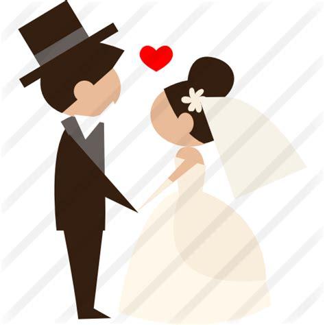 Wedding Icons by Wedding Free Icons