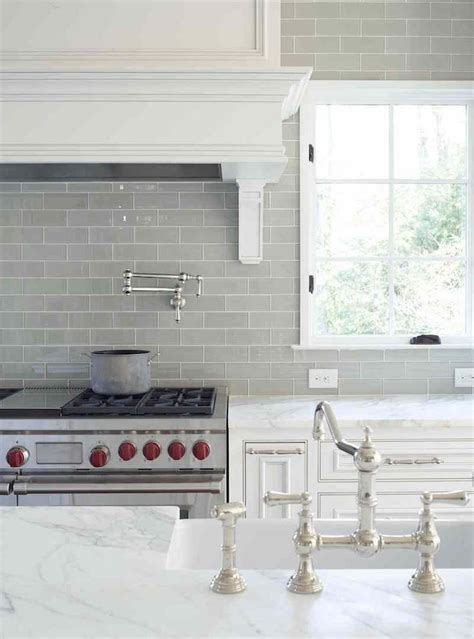 glass subway tile kitchen backsplash best 25 glass tile backsplash ideas on glass