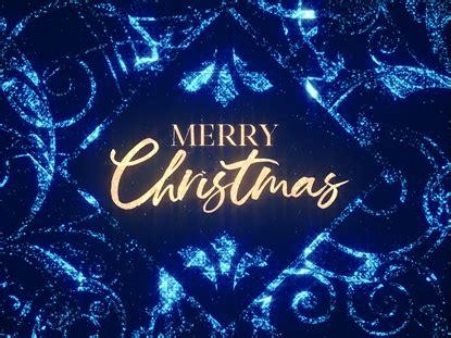 sparkle merry christmas blue motion worship worshiphouse media