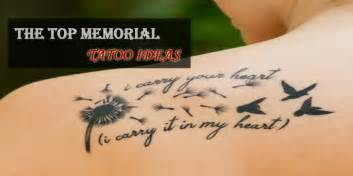 best memorial tattoo designs the top memorial designs we could find