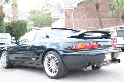 car maintenance manuals 1994 toyota mr2 interior lighting classic 1994 toyota mr2 turbo with prime performance gen4 for sale detailed description and photos