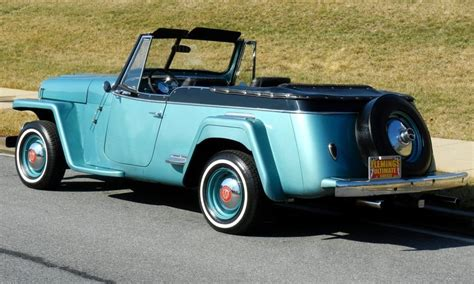 1948 willys jeepster 1948 willys jeepster 1948 willys jeepster for sale to