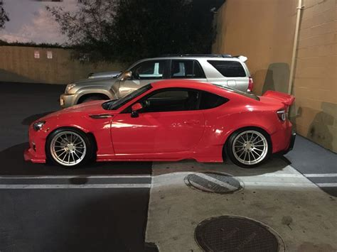 widebody brz subaru brz wide town california subaru
