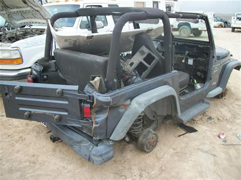 2001 Jeep Wrangler Heater Used 2001 Jeep Cooling And Heating Heater