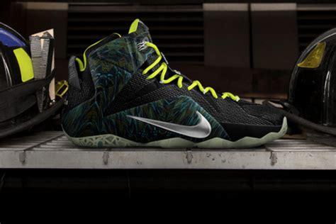 Harga Nike Lebron 12 nike lebron 12 custom black and