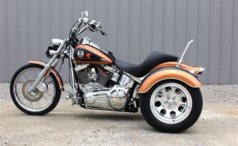 Trike Conversion Kits For Harley Davidson by New Harley Davidson Softails Trike Conversion Kit Outside