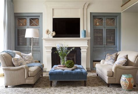 houzz living rooms cherry hills remodel transitional living room denver