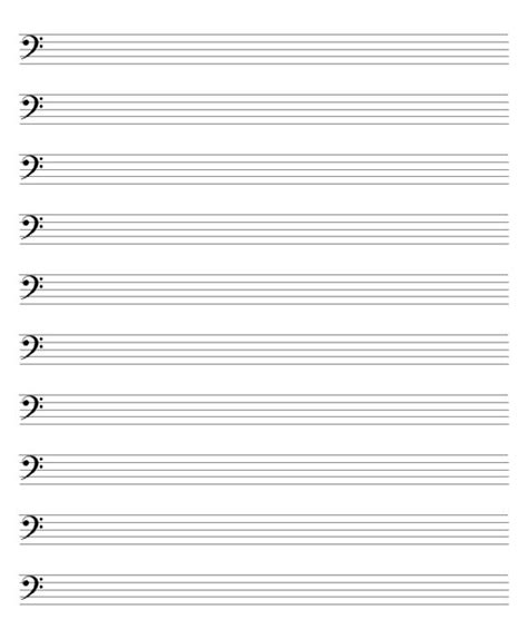printable blank sheet music alto clef blank sheet music piano and voice blank sheet music bass