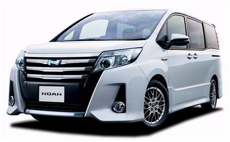 2016 toyota noah トヨタが主力ミニバン3車種に自動ブレーキを標準搭載 普及率も年々向上 toyota noah