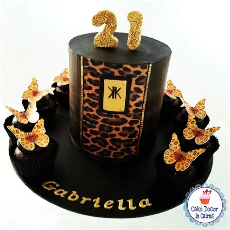 Leopard Print Home Decor by Cake Decor In Cairns Kardashian Kollection Inspired Cake