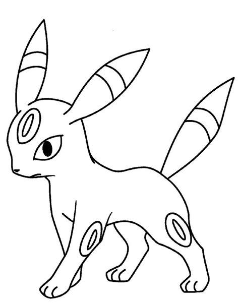 dibujos para colorear xulos dibujos para colorear de pokemon