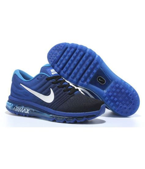 nike airmax 2017 all colour blue running shoes buy nike