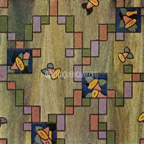 Linoleum Flooring Patterns   Linoleum Pattern 1930