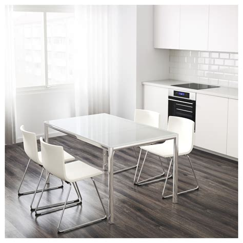 ikea torsby table review torsby table chrome plated glass white 135x85 cm ikea