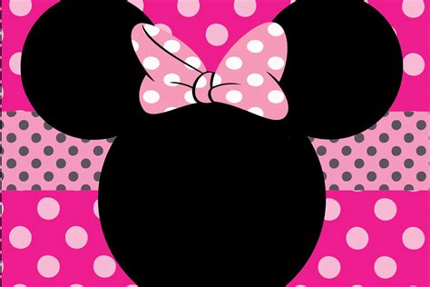minnie mouse ears pattern costume picture
