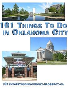 To Oklahoma City 101 Things To Do 101 Things To Do In Oklahoma City