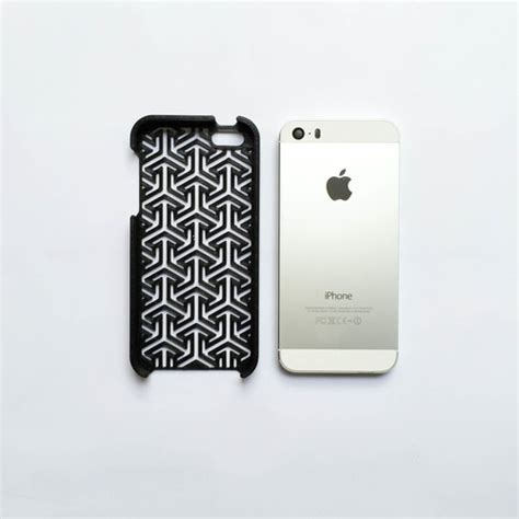 3d printed iphone 5 5s se case ffwd by sergio romero