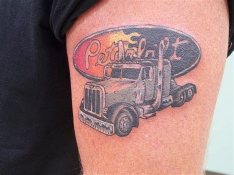 peterbilt tattoos peterbilt logo www pixshark images