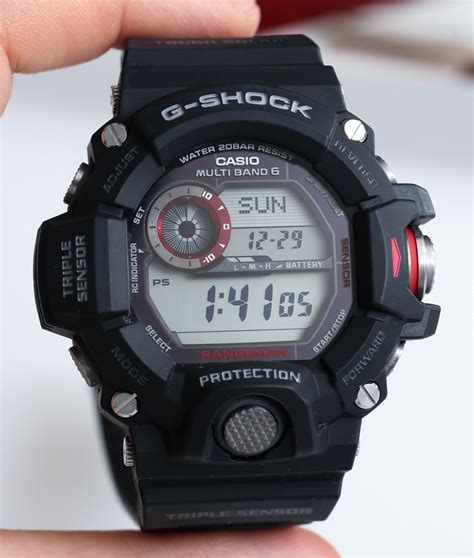 Casio G Shock Original Gw 9400 1dr casio gw 9400 rangeman gshock t relgios