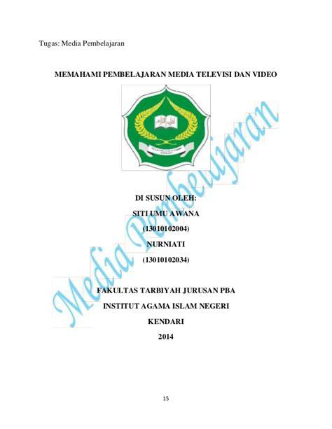 Media Pendidikan Dr Arief S Sadiman pembuatan media audio visual