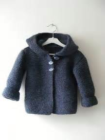 free knitting pattern for baby hooded jacket 2793 best crochet knit baby gentlemen images on