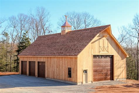 barns garages 36 x 68 newport garage the barn yard great country garages