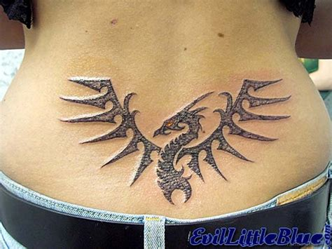dragon tattoo designs for back 60 excellent tribal tattoos design for back