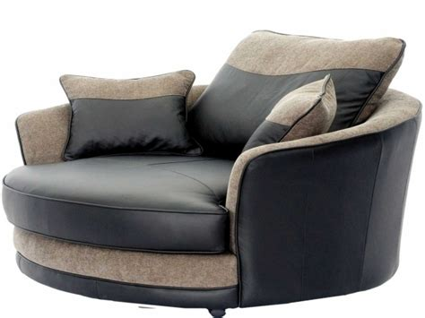 Round Swivel Club Chairs Upholstered With Fabric Swivel Club Chairs Upholstered