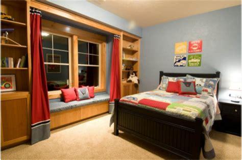 desain interior kamar tidur untuk anak laki laki