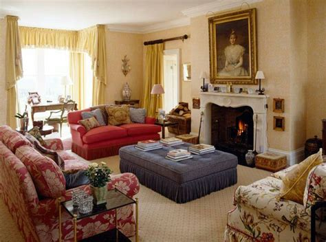 uk home interiors mark gillette interior design english country house