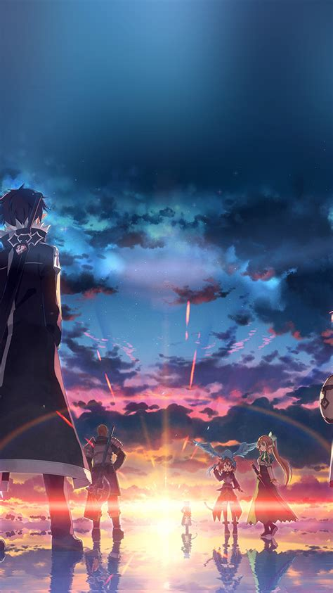 wallpaper hd iphone 6 anime art
