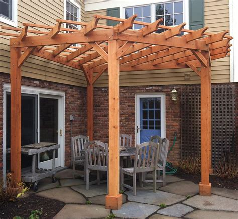 Kinlet Corner Pergola Kits Pergola Design Ideas Arbors And Pergolas