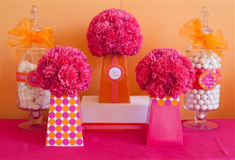 party centerpieces party favors ideas