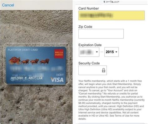 Credit Card Scan Template How To Use Scan Credit Cards From Safari In Ios 8 Iphone 6