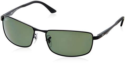 Rayban R8013 Black Green Lens galleon ban rb3498 black frame polar green lenses 61mm polarized