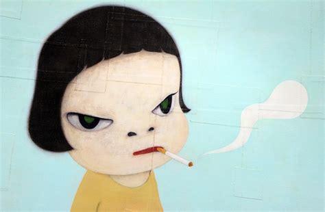 Japanese Minimalist biography of yoshitomo nara widewalls