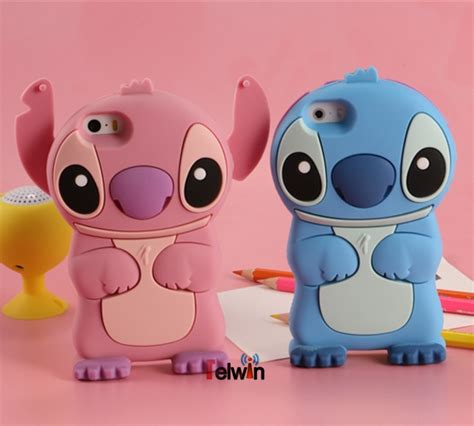 Casing Iphone 55s Stitch Silicon cover iphone 6 stich chinaprices net