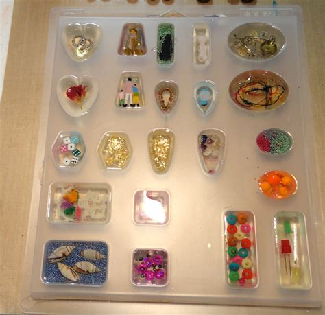 with resin resin crafts july 2011