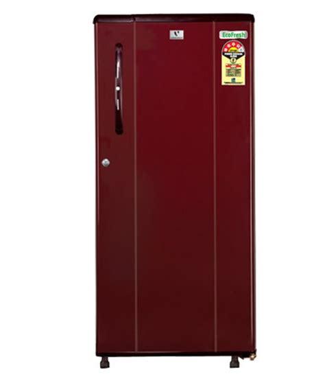 Door Refrigerator Price In Delhi by Videocon 190ltr Vke204 Single Door Refrigerator Price In India Buy Videocon 190ltr Vke204