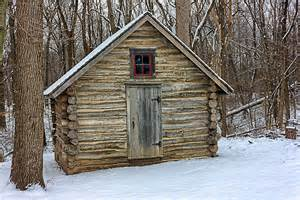 winter cabin storage log cabin in winter edward photography