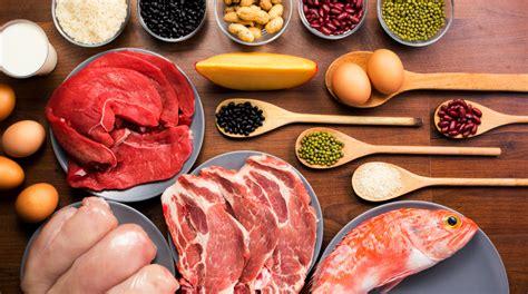 proteine quali alimenti alimenti ricchi di proteine e pochi grassi la lista per