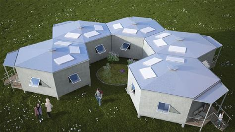 Hexagon House by The Top 10 Best Blogs On Conceptual Architecture