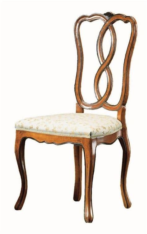 ra mobili sedia in noce in stile 800 per sale da pranzo classiche