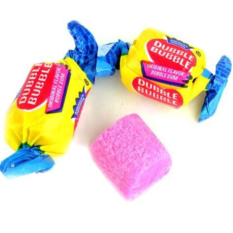 Chewing Gum Brands by Dubble Bubble Original Classic Bubble Gum Gumballs