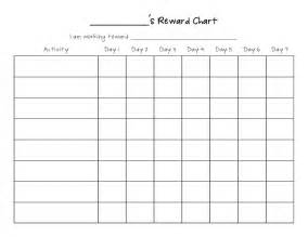 free chart templates free printable blank charts printable blank charts image