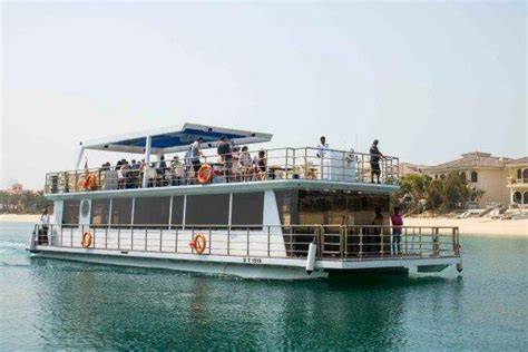 houseboat dubai dubai palm cruise houseboat is ranked 1 in dubai